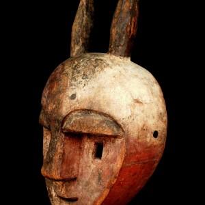 Gabon -Sogho mask