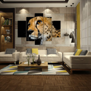 Cheetah 2667 - nature - vzor - 2