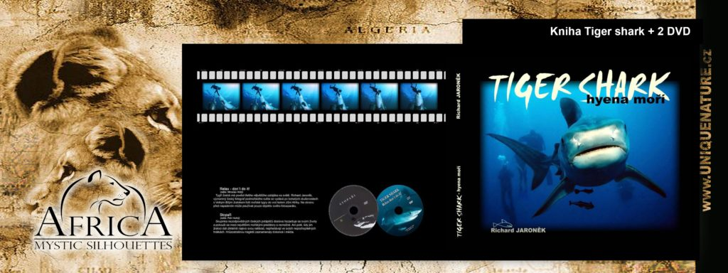 700 - kniha Tiger shark
